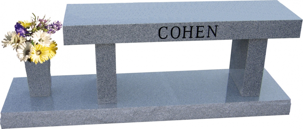 Granite Cemetery Benches Helping You To Design A