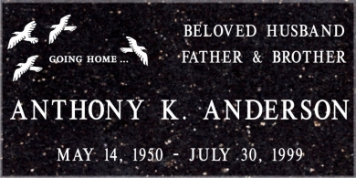 SR-3011 Galaxy Black Grave Marker Headstone Standard Engraving  Serving California