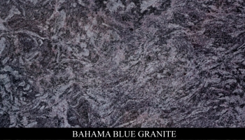 Bahama Blue Granite for Headstone Monuments and Grave Marker Memorials