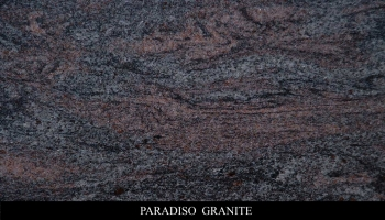 Paradiso- Granite for Headstone Monuments and Grave Marker Memorials