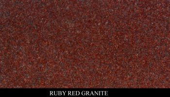 India Red  Granite for Headstone Monuments and Grave Marker Memorials