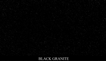 Premium India Black Granite for Headstone Monuments and Grave Marker Memorials