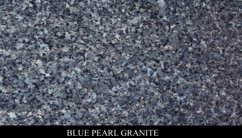 Blue Pearl Granite for Headstone Monuments and Grave Marker Memorials