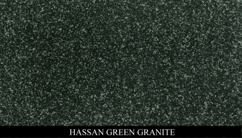 Hassan Green  Granite for Headstone Monuments and Grave Marker Memorials